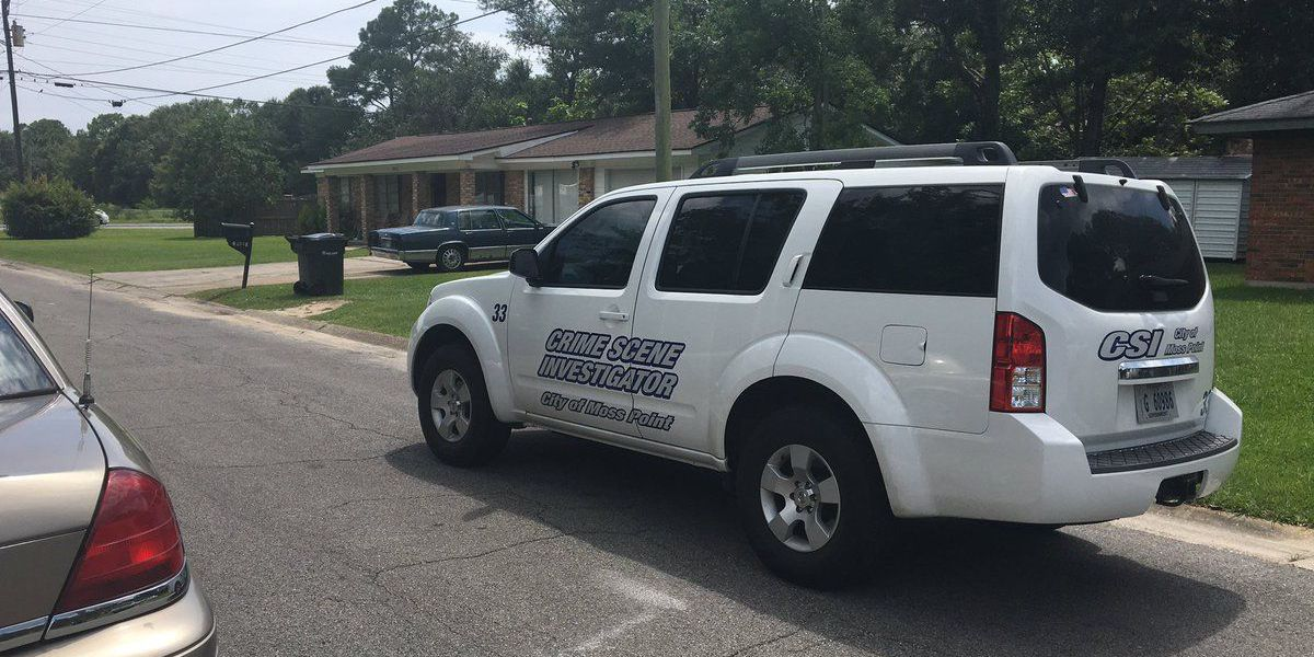 Shots fired into house in Moss Point