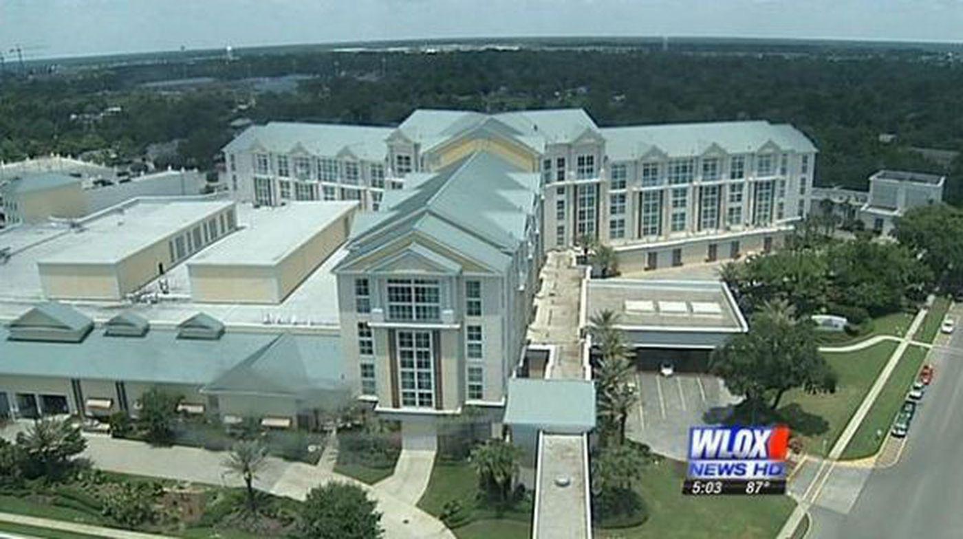 Grand Casino Gulfport Katrina