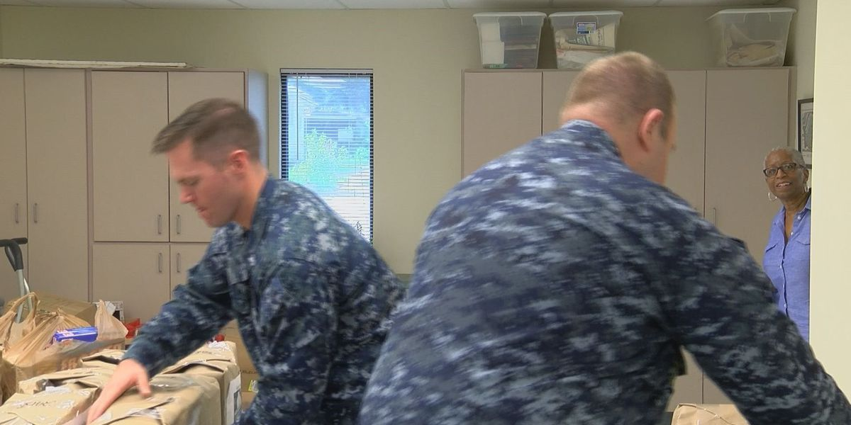 Seabees make special delivery to Back Bay Mission