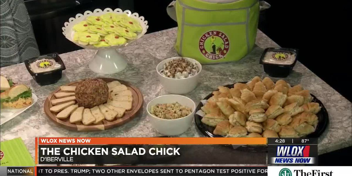 The Chicken Salad Chick now open in D'Iberville