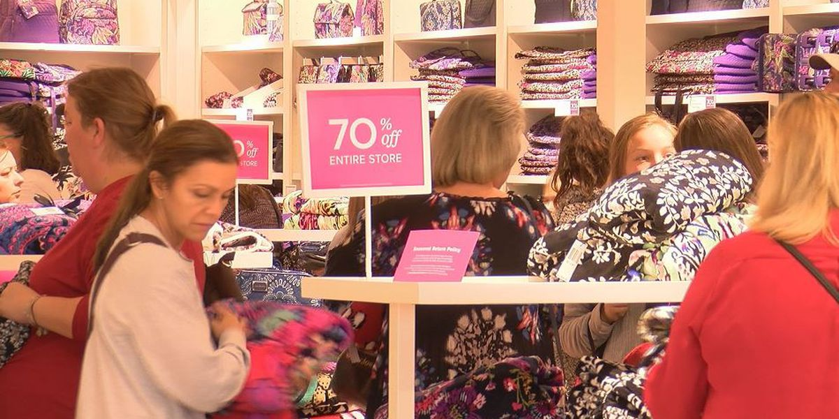 Coast shoppers cram the stores for Black Friday sales