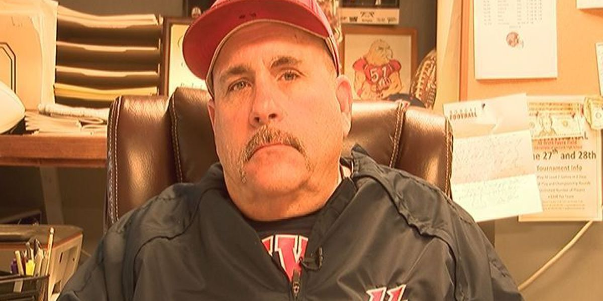 Rocky Gaudin: WLOX High School Football Coach of the Year