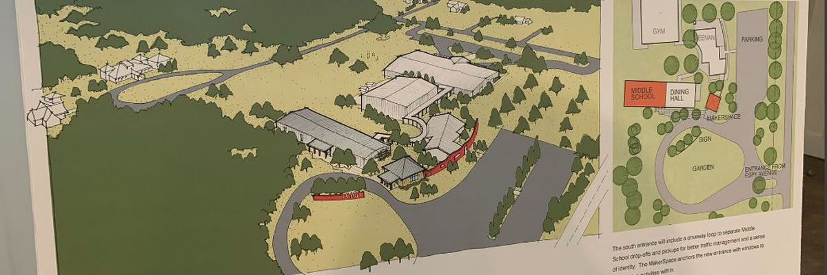 Coast Episcopal announces new middle school and interactive facility