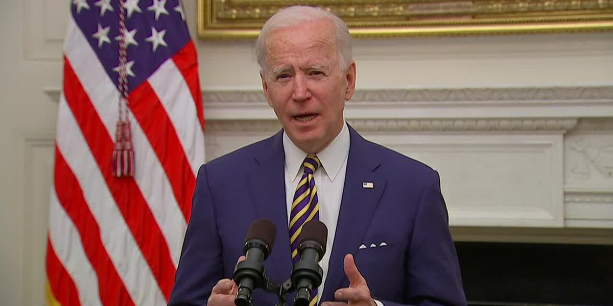 LOCAL NEWS LIVE: Biden remarks on manufacturing