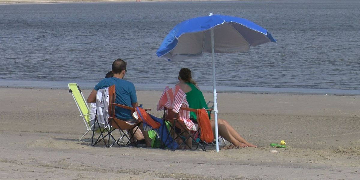 Gulf Coast tourism numbers are up and expected to keep increasing