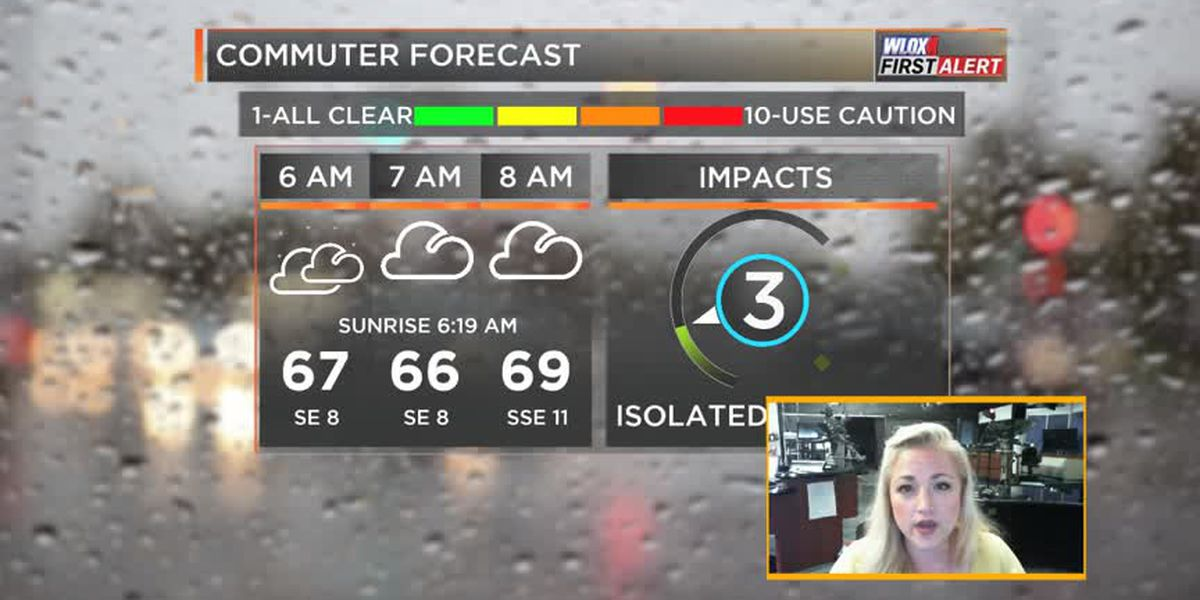 Carrie's 10 PM First Alert Forecast