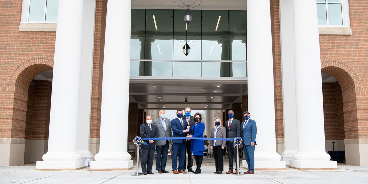 MGCCC opens new residence hall at Perk campus