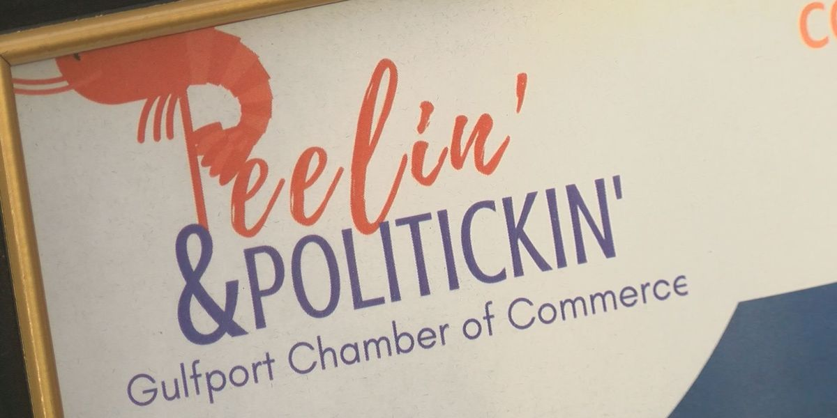 Peelin' and Politickin' event allows voters to meet candidates