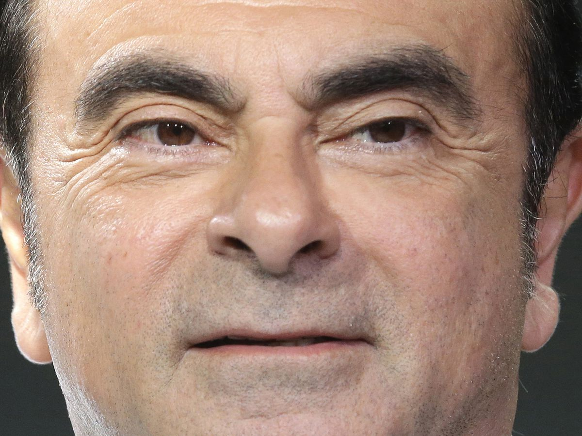 Nissan chairman Ghosn to be dismissed for misconduct