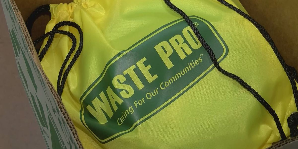 Gulfport's new contract with Waste Pro to begin Oct. 1