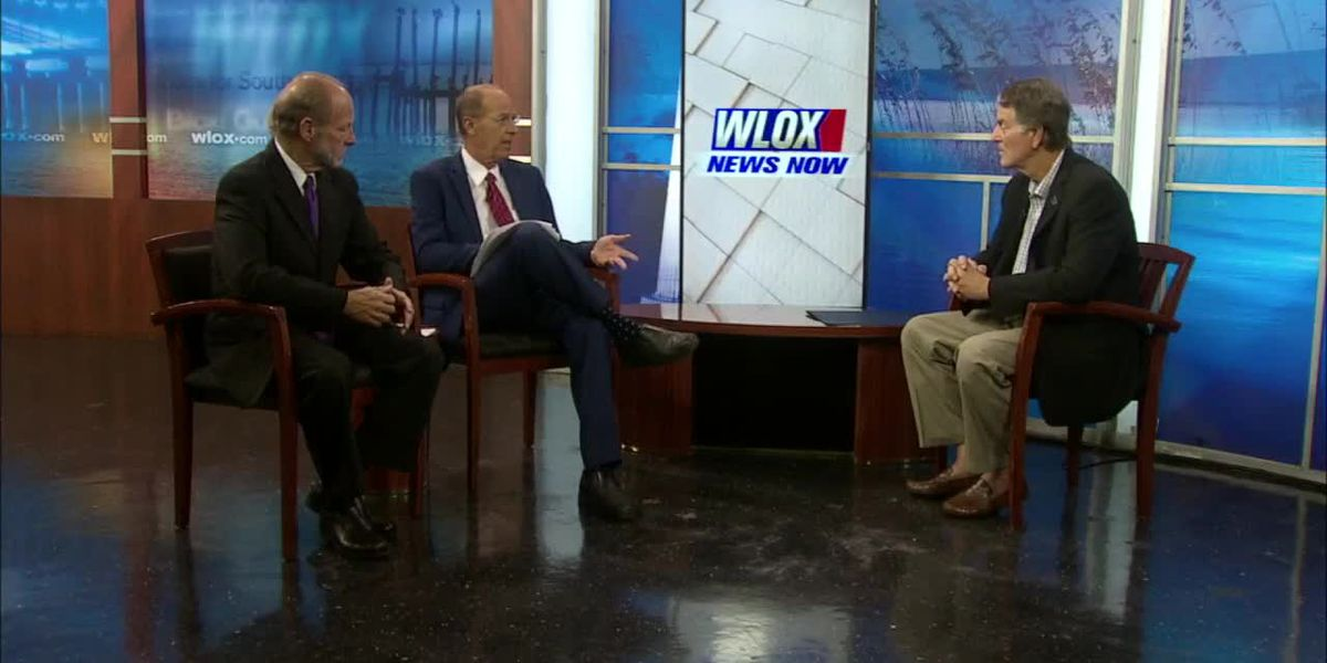 Biloxi Mayor Gilich talks about the city's lawsuit against FEMA