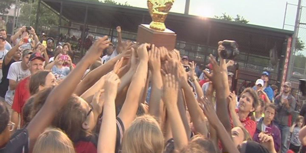 Harrison Central claims second straight 6A softball state championship