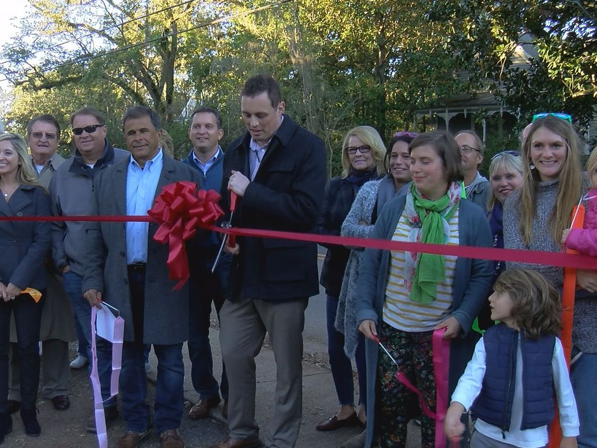 Porter Avenue party in Ocean Springs to celebrate road re-opening