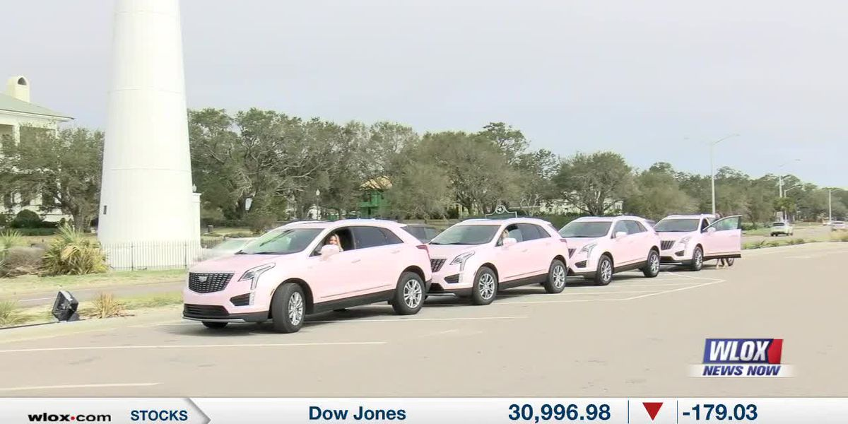 Four Coast women earn pink Cadillacs for reaching Mary Kay sales