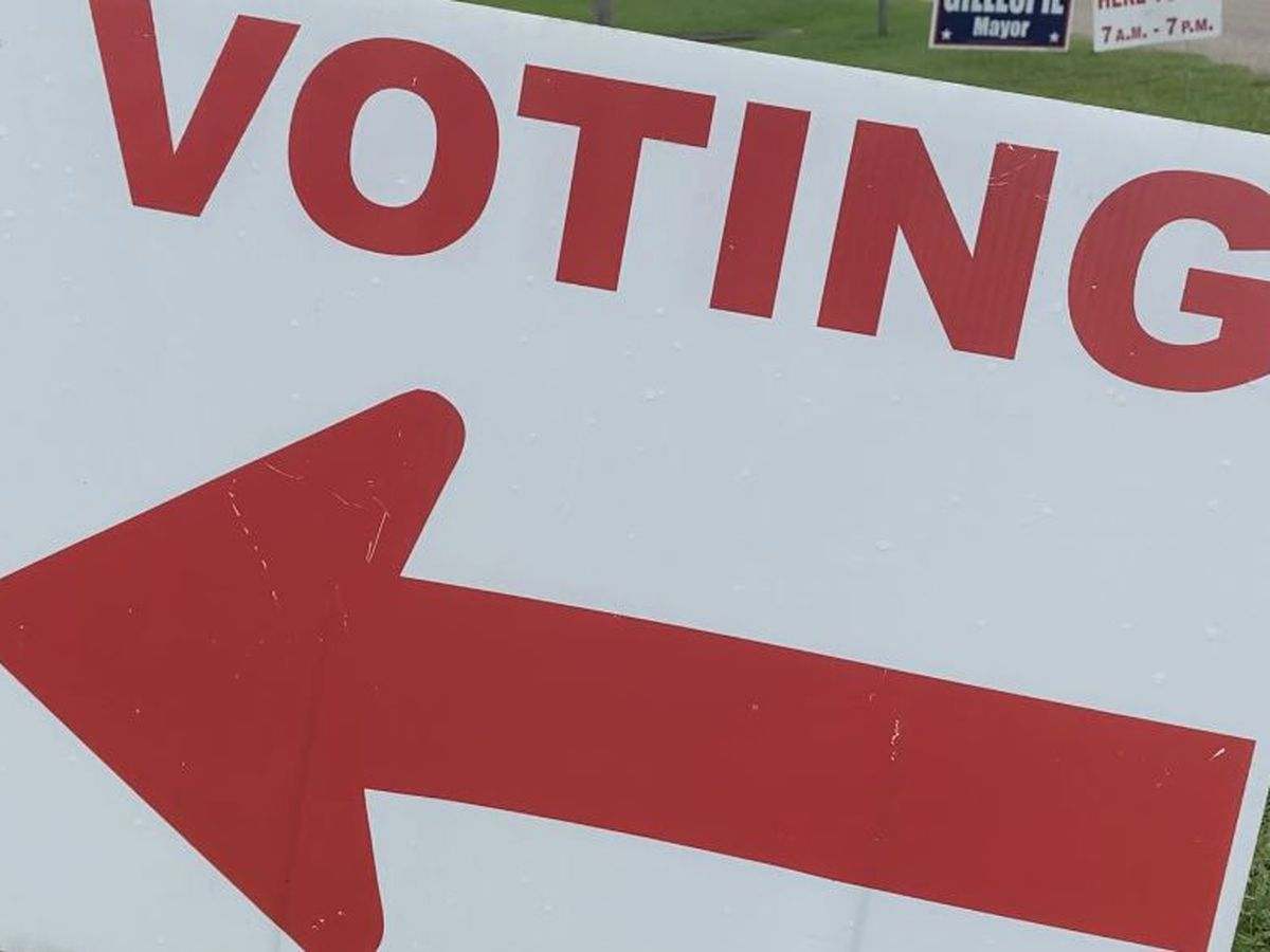 Polls now open across South Mississippi for municipal runoff election