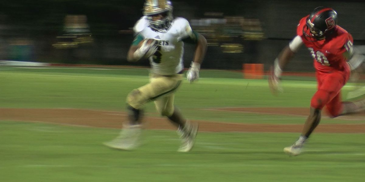 The Poplarville Hornets Wing T offense continues to pile up yards and victories