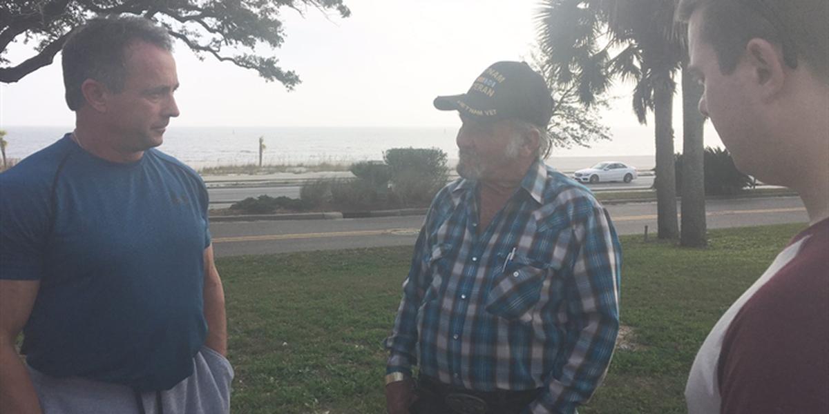 Gulfport police hoping to help veteran visit Vietnam Memorial