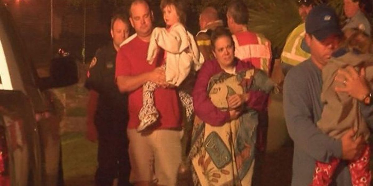 Biloxi family loses home to early morning fire
