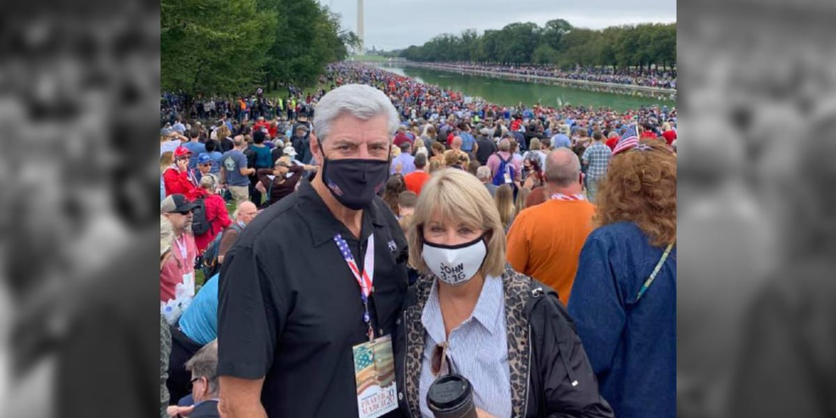 Phil Bryant on DC prayer march: 'We were praying for our nation'