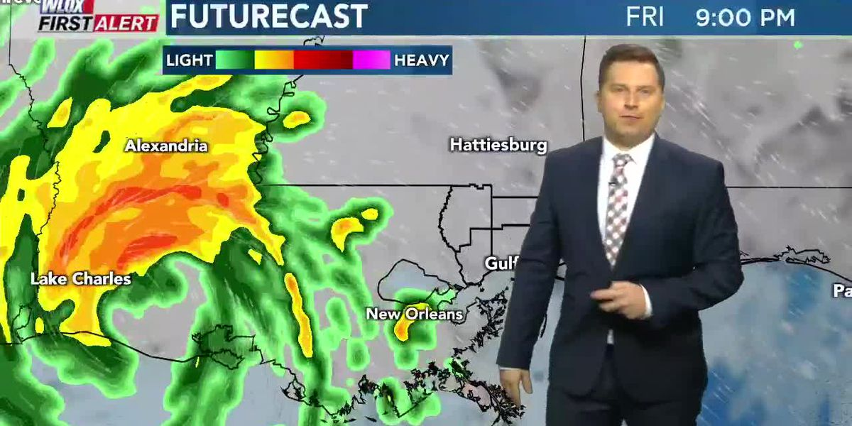 Hurricane Delta to strengthen Thursday, major impacts in Louisiana, some in South MS