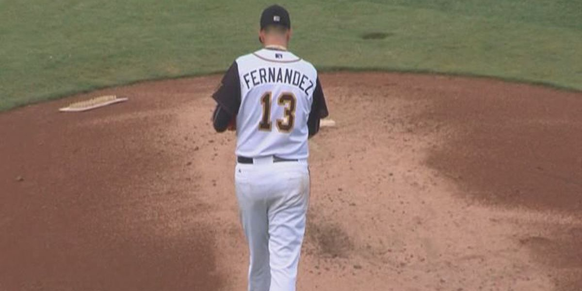 Lopez, Shuckers offense frustrate former NL Rookie of the Year Fernandez in victory