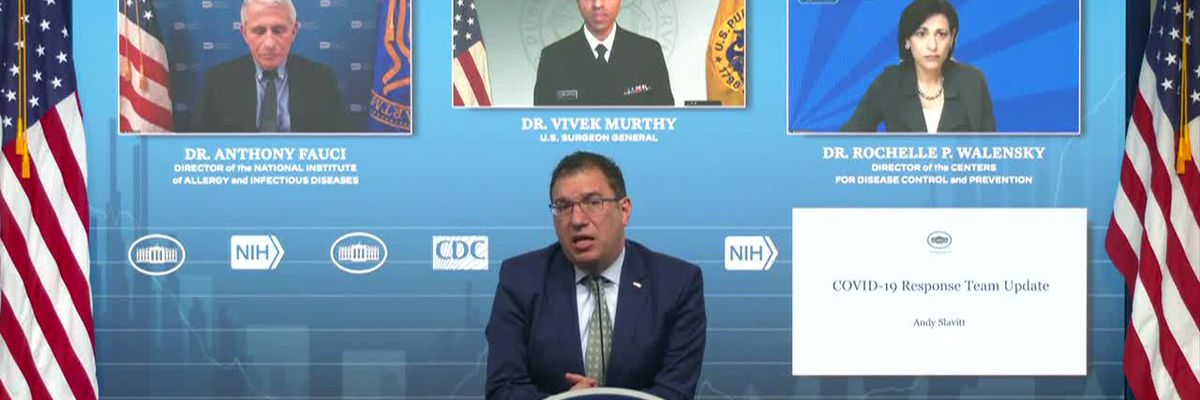 US setting up $1.7B national network to track virus variants