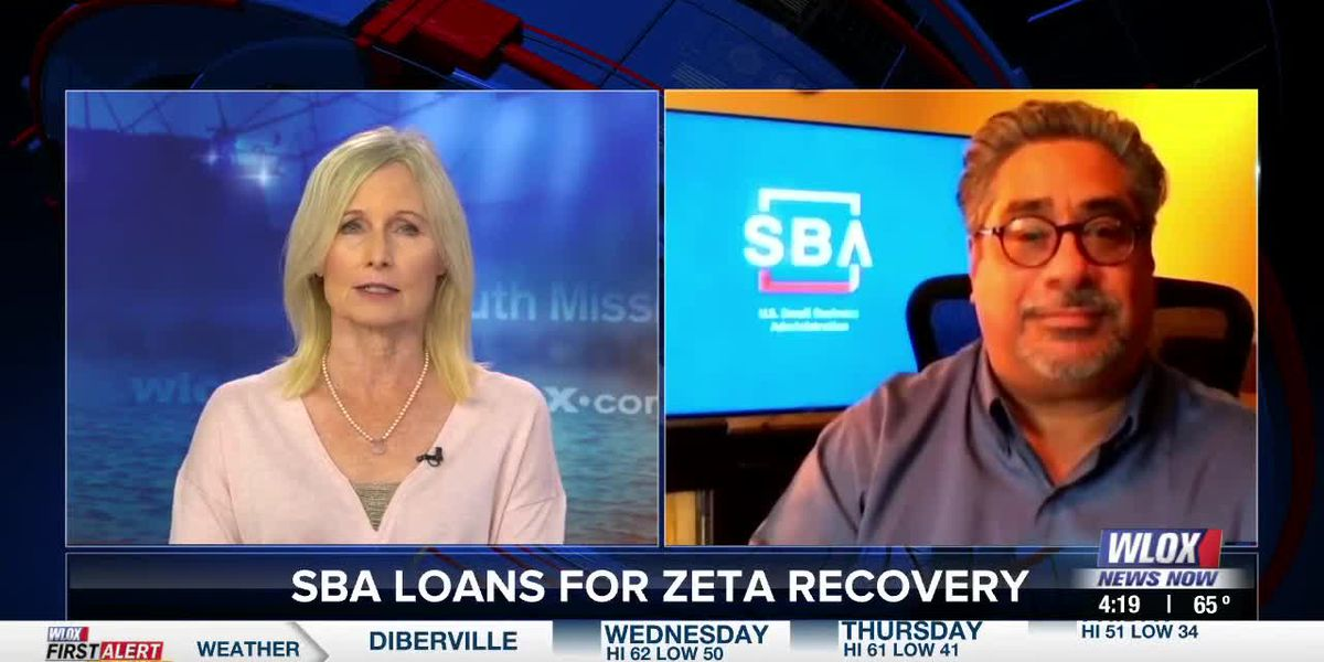 SBA loans available for residents, businesses impacted by Zeta