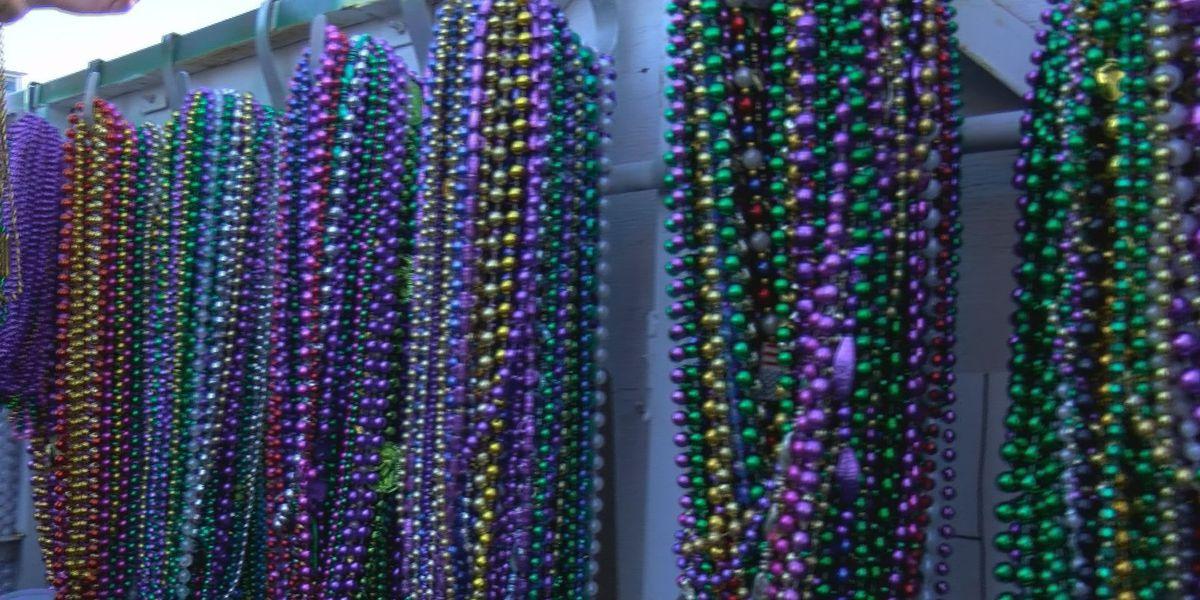 Krewe of Gemini night parade wraps up 2018 Mississippi Mardi Gras