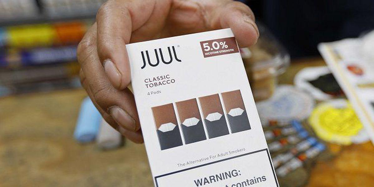 Mississippi school district sues maker of e-cigarettes