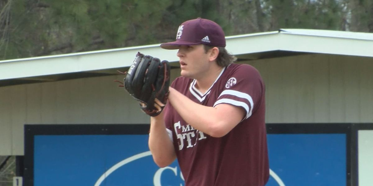 Pilkington a steadying force on the mound in a rocky Mississippi State season
