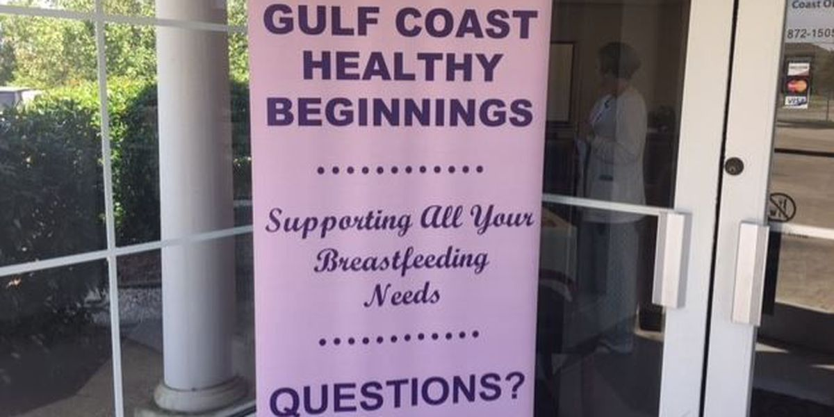 New moms in South Mississippi encouraged to breastfeed
