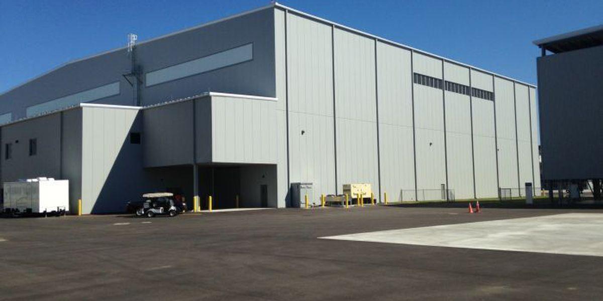 Airbus to unveil new jet production plant Monday