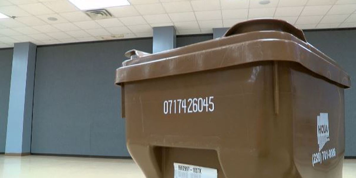 Harrison County residents get ready for trash collection change