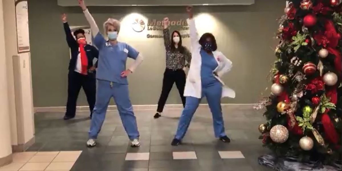 Watch Memphis hospital staff channel 'Hamilton' as COVID-19 vaccinations begin: 'Not throwing away my shot'