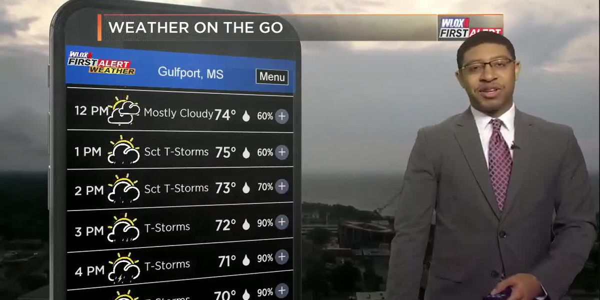 Wesley's Thursday First Alert Forecast