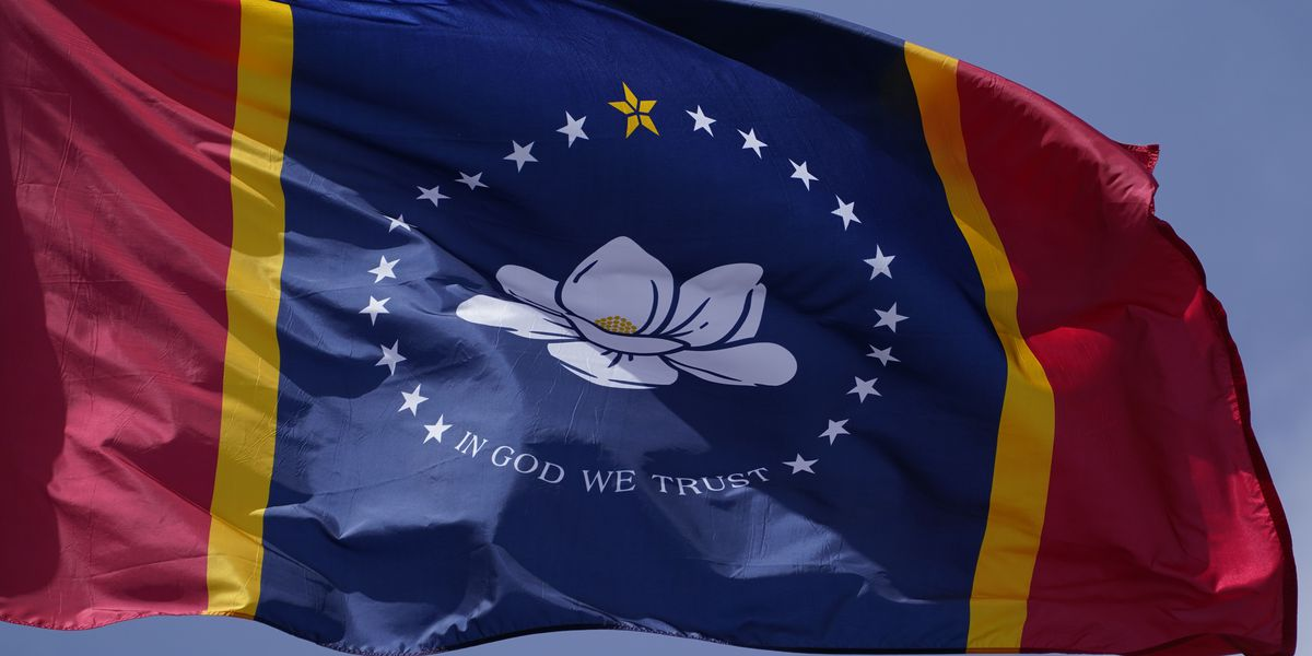 Campaigning begins for the In God We Trust flag