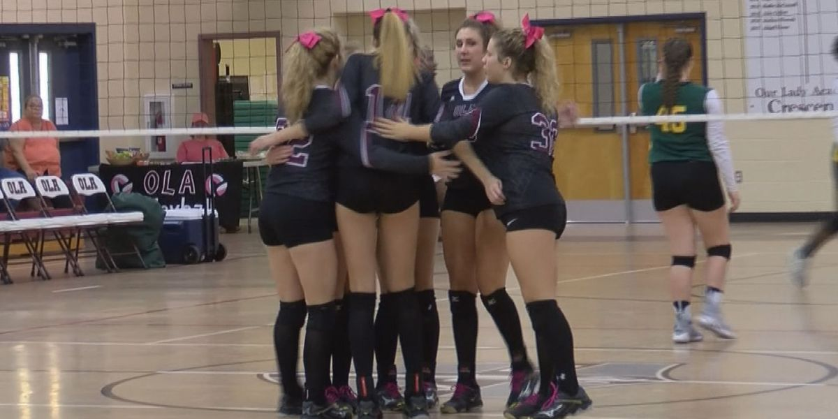 Our Lady Academy, Hancock begin title defense as volleyball playoffs begin