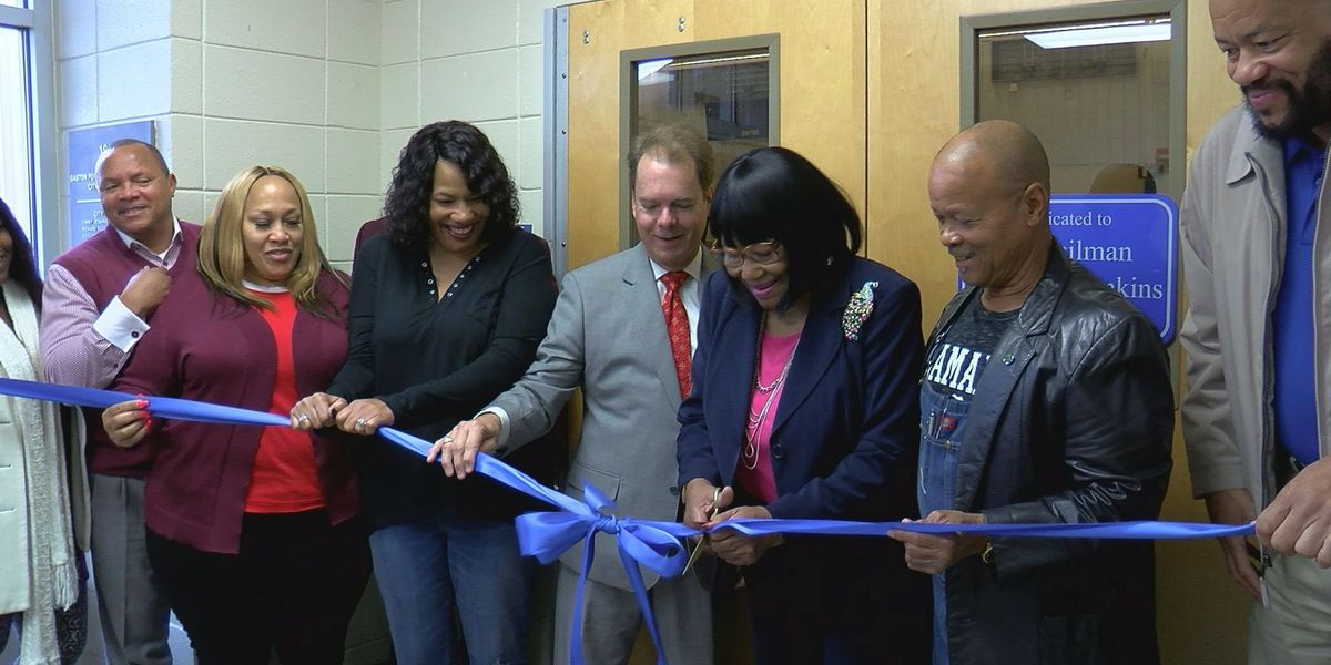 Jimmie T. Jenkins Memorial Gym now open in Gulfport