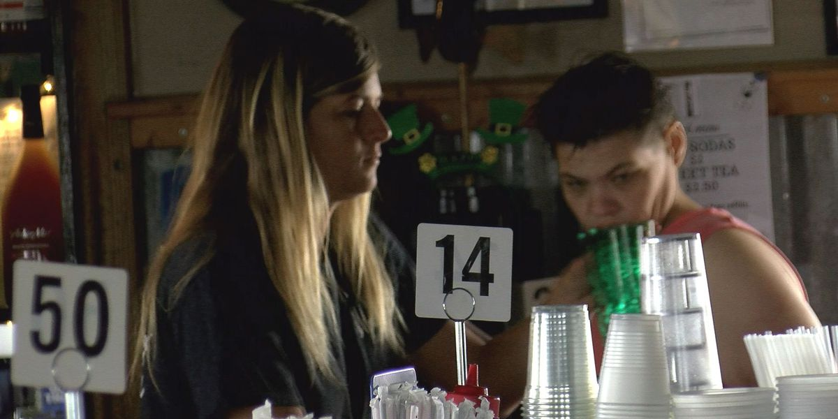 Moss Point woman reflects on opening new bar while also being a single mother