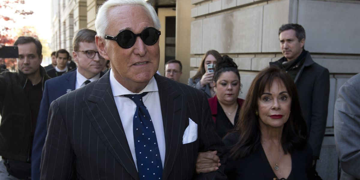 Trial team quits Roger Stone case in dispute over sentence