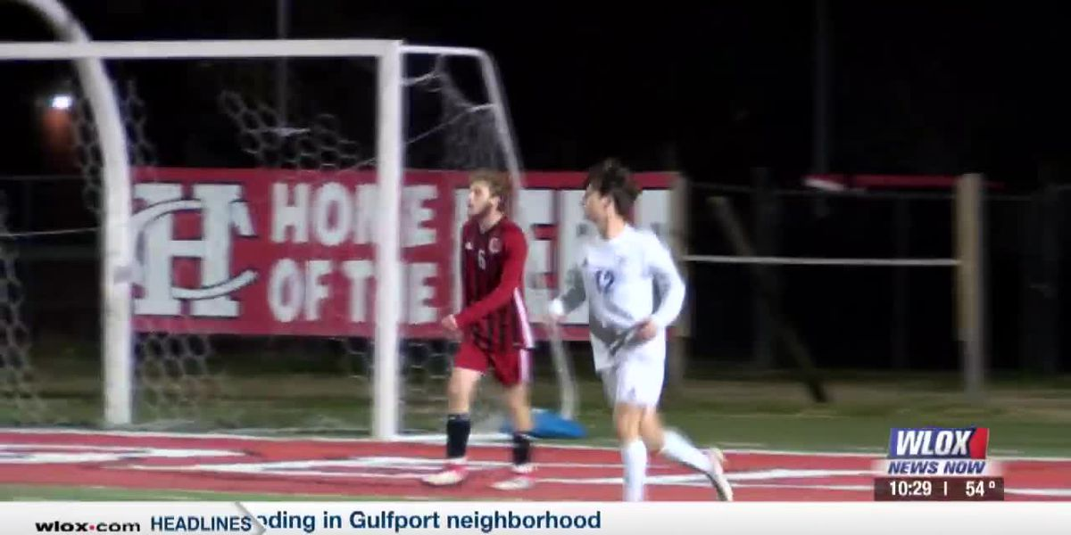 BOYS SOCCER: Gulfport vs. Harrison Central (01/20/2021)