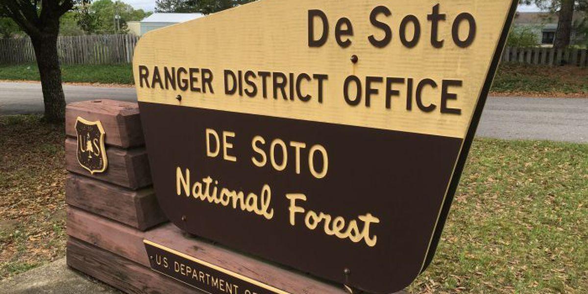 Desoto Forest District remembers tragic crash