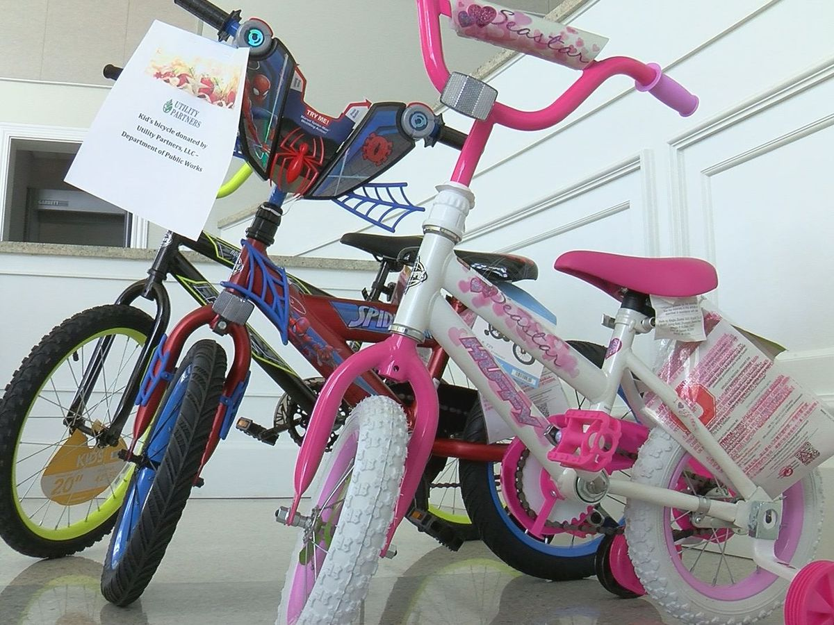 Long Beach youth collecting bikes for other children in need