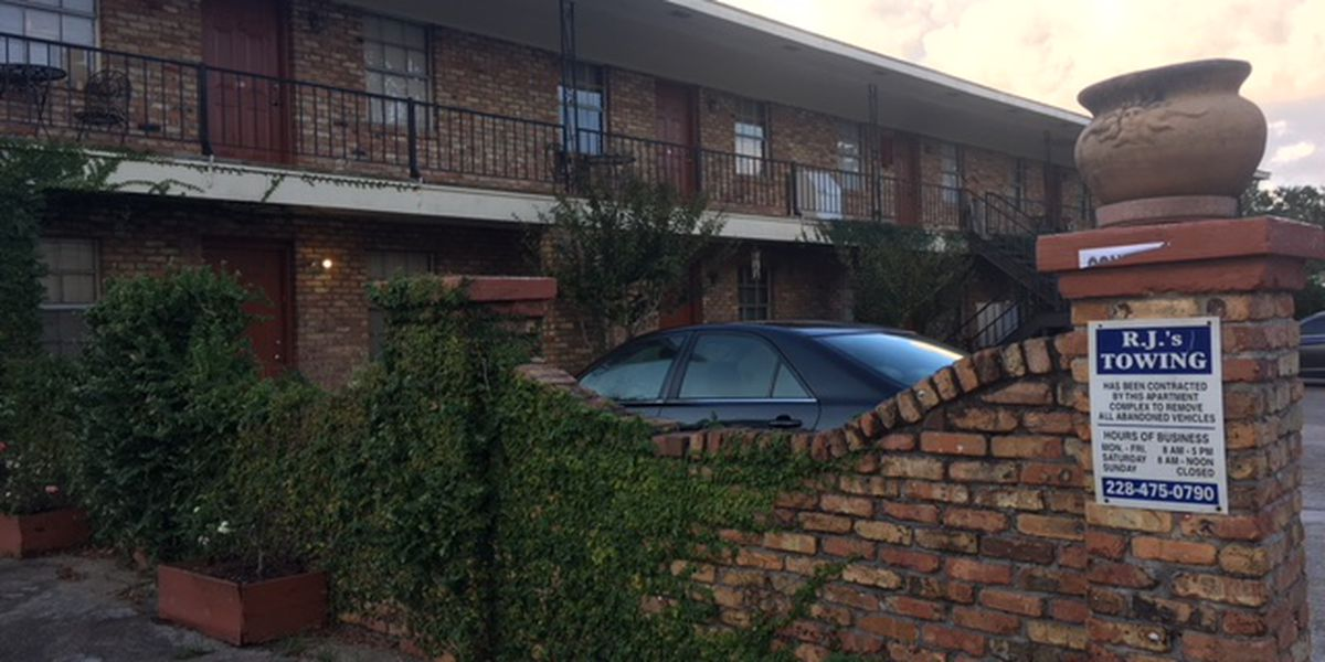 Some units still unsafe at Frances Street Apartments