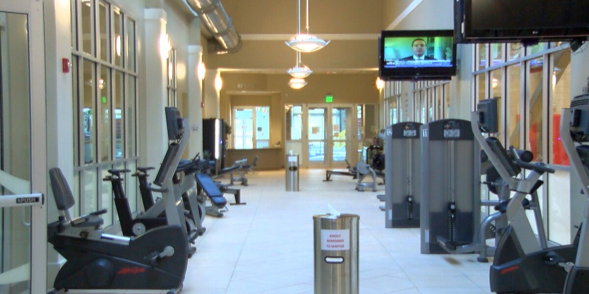 Adjustments made as members return to Salvation Army's Kroc Center fitness facility