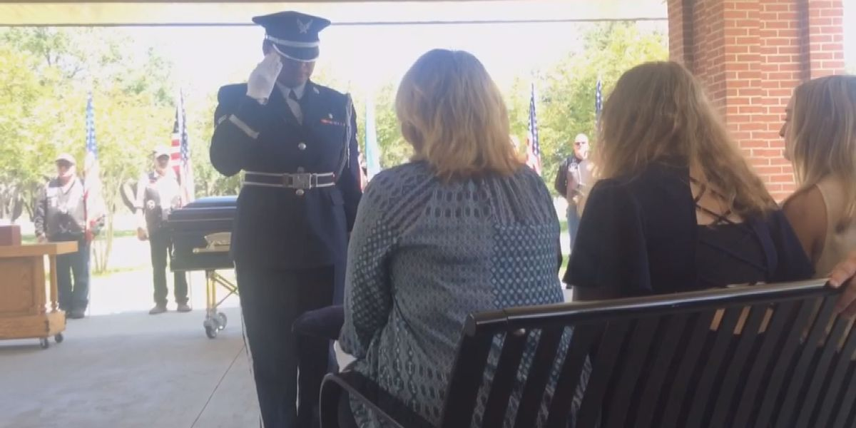 Military funerals see cutbacks with personnel