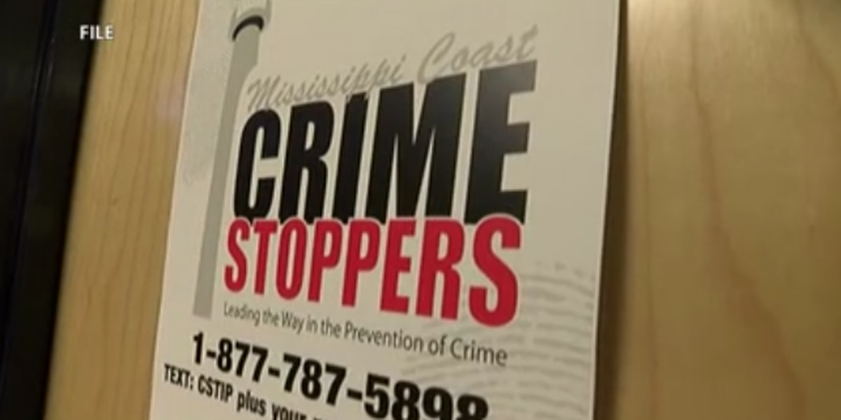 MS Coast Crime Stoppers recognized for 'Highest Tip' success