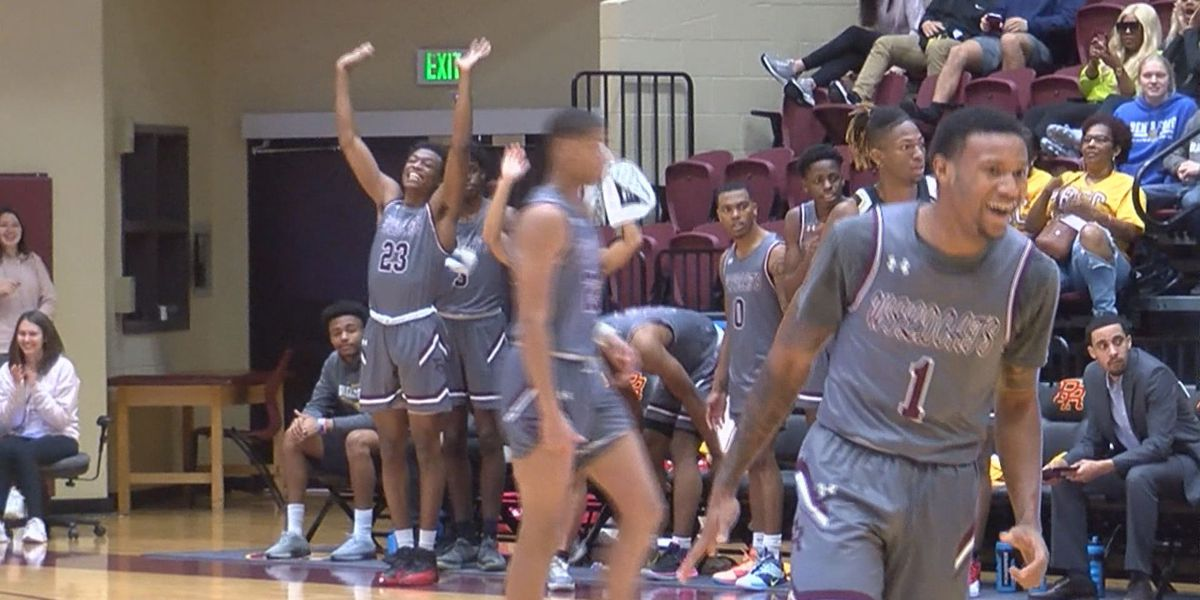 Pearl River Men's Basketball ranked No. 2 for the first time in program history
