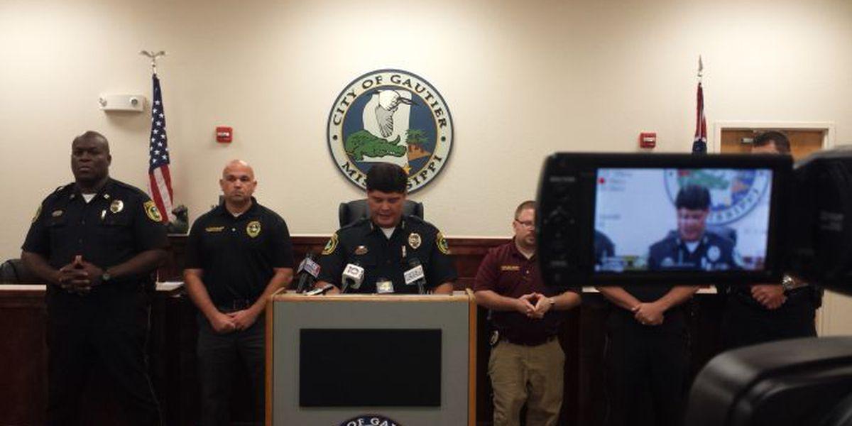 Police identify Gautier murder victim