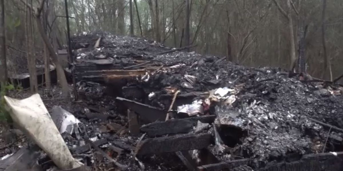 Arson suspected in Harrison County trailer fire, say officials